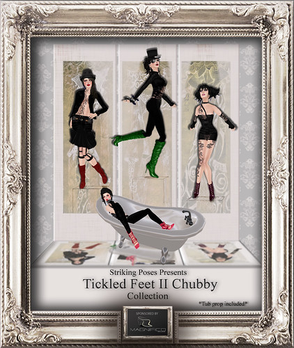 Tickled Feet II Chubby Pack