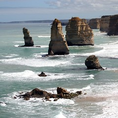 The 12 Apostles - All fall down (Heaven`s Gate (John)) Tags: nature water rock landscape nationalpark indianocean australia victoria erosion limestone greatoceanroad 12apostles twelve apostles portcampbell allfalldown bassstraight 25faves johndalkin heavensgatejohn 10fave vosplusbellesphotos