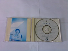 原裝絕版 1989年 12月6日 今井美樹 Miki Imai Lvory CD 原價 3100yen 中古品 2