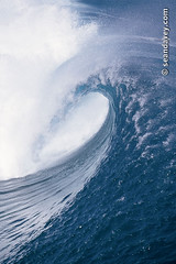 A unique helicopter perspective of a tubing wave at Teahupoo reef pass in Tahiti. (Sean Davey Photography) Tags: pictures seascape color green ariel nature vertical photography energy warm surf glow power wave alternativeenergy tropical strong curl tahiti swell heli glassy whitewash greenenergy frenchpolynesia greenpower oceanwave teahupoo seawave alternativepower oceanswell seandavey oceanpower seaswell photographyfineart finephotographyart curlingwave wavesenergy seawaveenergy oceanenergy oceanwavepictures seandaveyphotography seandaveyfineart