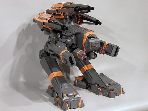 Lego Mecha, Archangel Michael