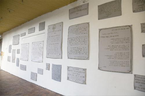 """""""Inversión Histórica"""" de Sila Chanto. Museo de Arte Moderno."""
