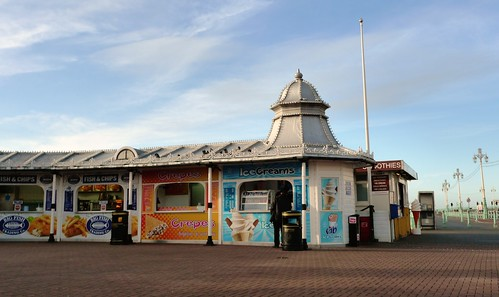 seaside ice cream