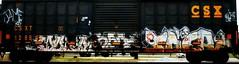 Moka - Ker - Soer (Kos) (mightyquinninwky) Tags: geo:lat=37967597 geo:lon=87607416 geotagged csx csxt wafflecar boxcar railcar railroad railway train freight graphiti graffiti graff graf tag tags tagged railart trainart boxcarart spraypaintart trainyard freightyard csxtrainyard howellfreightyard taggedtrain taggedrailcar taggedfreight taggedboxcar paintedsteel paintedtrain paintedboxcar paintedrailcar evansvilleindiana southernindiana indiana vanderburghcountyindiana howellevansvilleindiana ohiorivervalley kos soer jame reflectivetape moka ker