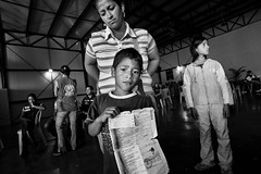 Colombia: A struggle for rights (UNHCR) Tags: city boy urban woman latinamerica southamerica children colombia id mother son violence conflict identification medellin survival unhcr insecurity displacement idps birthcertificates internalconflict displacedpeople urbanrefugees armedgroup unrefugeeagency identitydocuments