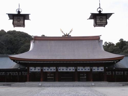 橿原神宮(巨大絵馬)-06