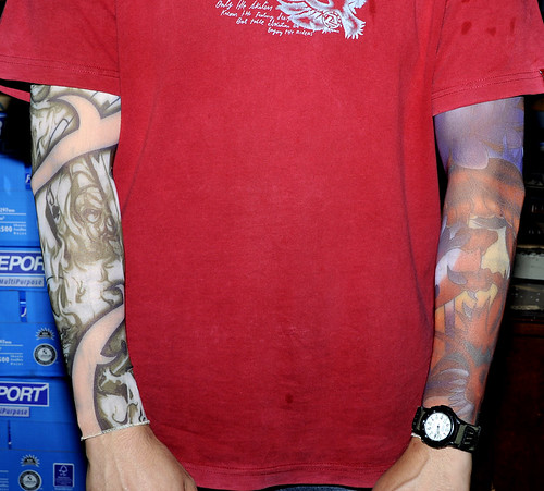 tattoo sleeves (Set)