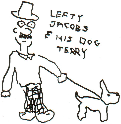 366 Cartoons - 315 - Lefty Jacobs