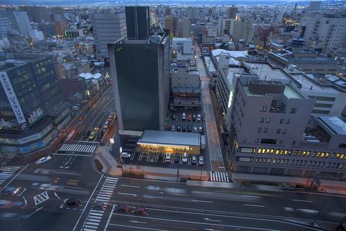Hotel @ Toyama HDR 2