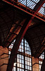 Antwerp Central Station - Arches detail (◄bl►) Tags: panorama station architecture geotagged iso200 belgium transport belgië transportation antwerp antwerpen architectuur lightroom vervoer canoneos5d ef70200mmf4lusm 1250secatf40