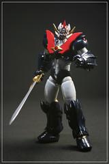 Revoltech Mazinkaiser (ArmoredFoe) Tags: robot super mazinger kaiyodo mazinkaiser revoltech