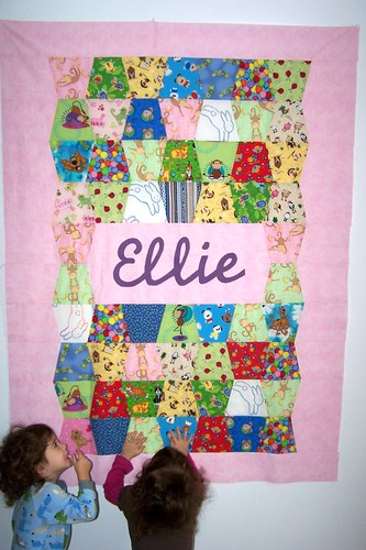 The Super Duper Ellie Quilt