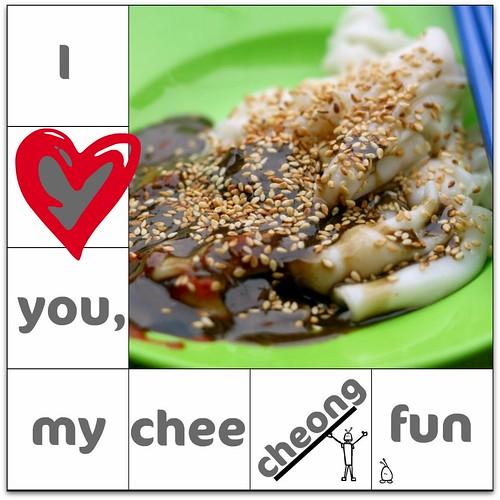 Penang Chee Cheong Fun