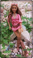 Barbie Fashionista - Artsy  (PrenD-T) Tags: doll barbie artsy fashionista mueca prendt