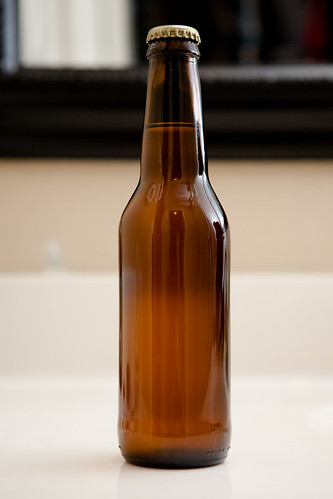 First Beer, bottled