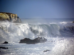 Powerful (Minkum) Tags: ocean california beach waves pacific onde blueribbonwinner mywinners anawesomeshot