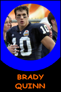 Pictures of Brady Quinn!