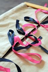 Cadre d'habillage Montessori, lacets à nouer