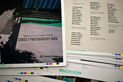First Proofs (johanna) Tags: work print book cmyk spn streetphotographynow firstproofs
