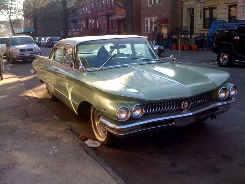 Classic Car in Crown Heights
