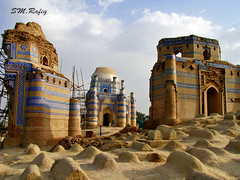 Uch Sharif (smrafiq) Tags: world heritage history landscape sharif asia looking united tomb making nations uch earning methodology livelihood bahawalpur uchsharif smrafiq bibijawindi gettyimagespakistanq12012