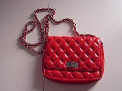bolso rojo dorothy perkins