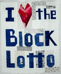 I Love the Block Lotto
