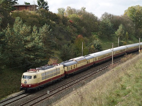 Rheingold - charter a train in Germany, Switzerland, Austria and Hungary