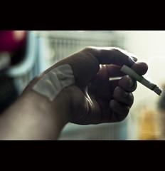 STOP THIS SHIT (:: バレン マオ VISUAL ARTIST ::) Tags: 50mm colombia bokeh cigarette nikkor f18 cigarro cigarrillo stopthisshit nikond90 mauriciovalenzuela stoptosmoke