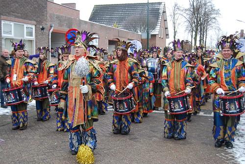 carnaval zondag