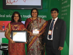 Steria wins major CSR award from NASSCOM [Photo by markhillary] (CC BY-SA 3.0)
