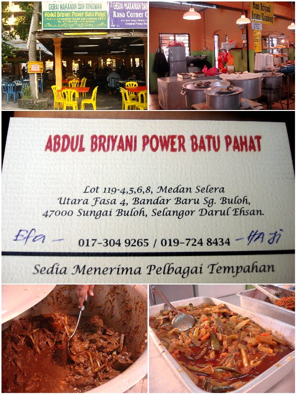 Briyani Power Sg Buloh