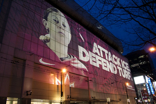 Attack Ice, Defend Turf