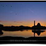 Sunset at DQ   Senja Berlabuh Lagi...