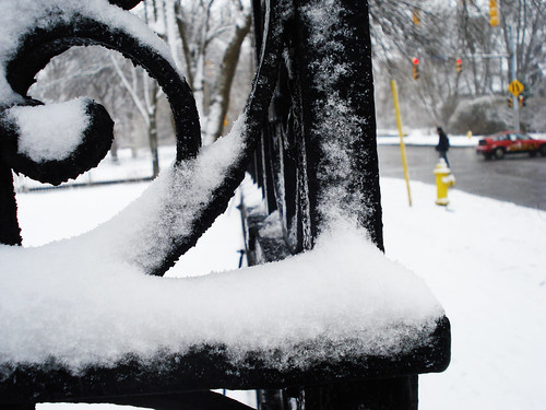 ZOMG Snow!