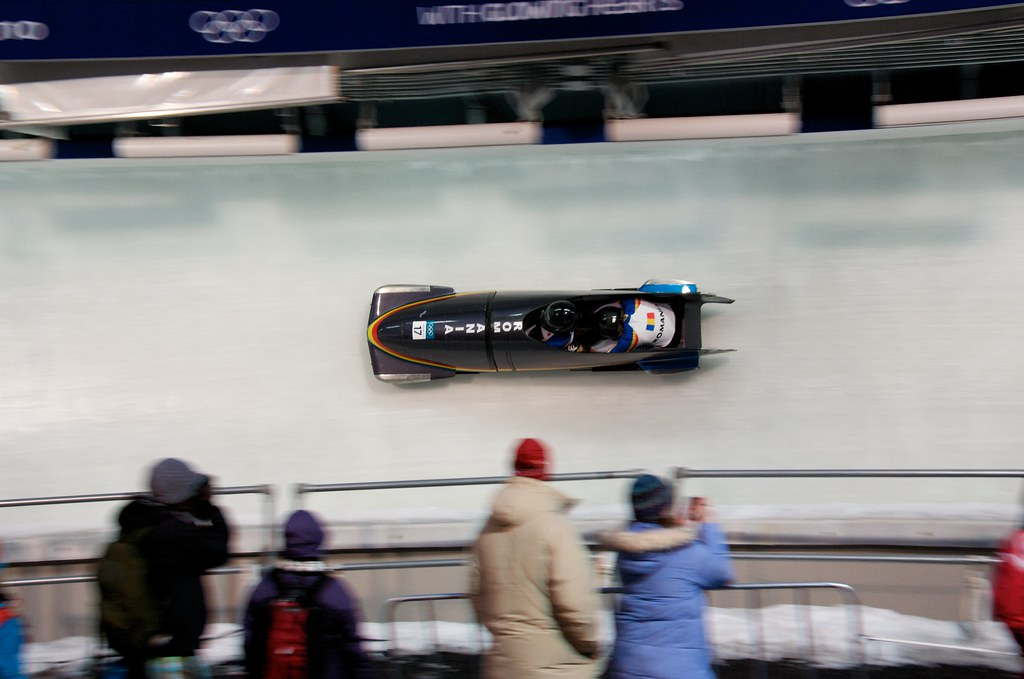 Women's Bobsleigh Final