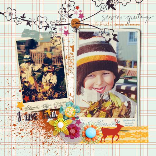 i like fall