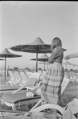 New Image (suvorova) Tags: girl blackwhite wind egypt 100 zenit calmness svema dashala
