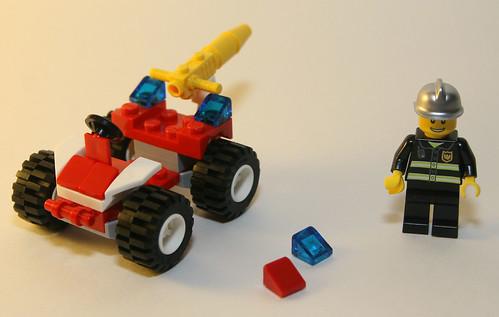 LEGO 30001 City Fire Chief
