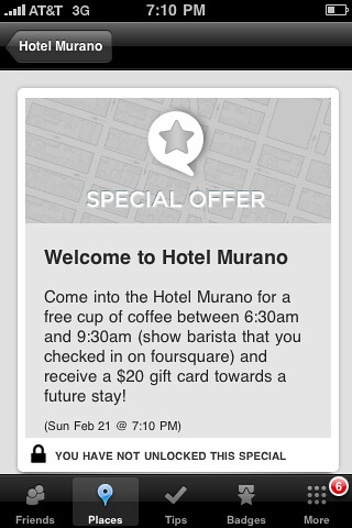 Mobile Marketing: Foursquare makes it easy!
