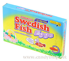 Assorted Swedish Fish Eggs