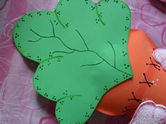 artesanato, bundo, coelho, e.v.a, pascoa (Cleva's crafts) Tags: eva artesanato coelho pascoa bundo