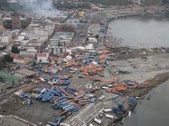 Earthquake and tsunami in Chile