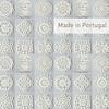 Troca temática (vermelho cereja) Tags: portugal vintage gourmet made porto swap claus doces brinquedos troca tecidos brito sabonetes filigrana botões galões