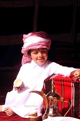 (M y s t e r i o u s |  ) Tags: boy baby cute bin ali arab mysterious koki mobarak arabiccoffee badw alkhater