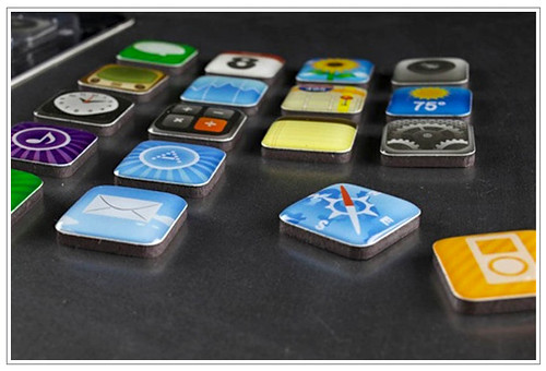 iPhone iCon Magnets