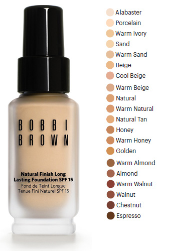 An Indians Makeup Blog Bobbi Brown Natural Finish Long Lasting