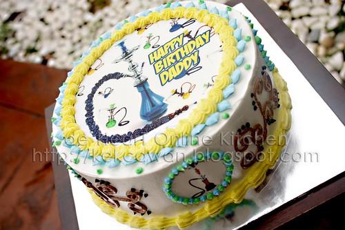 Cake Hookah