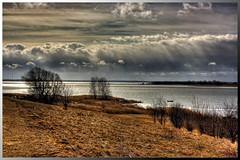 Spring comes (René Eriksen) Tags: sky color nature water canon landscape denmark europe anawesomeshot platinumpeaceaward yourwonderland