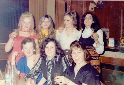 Irene Scott, 1970